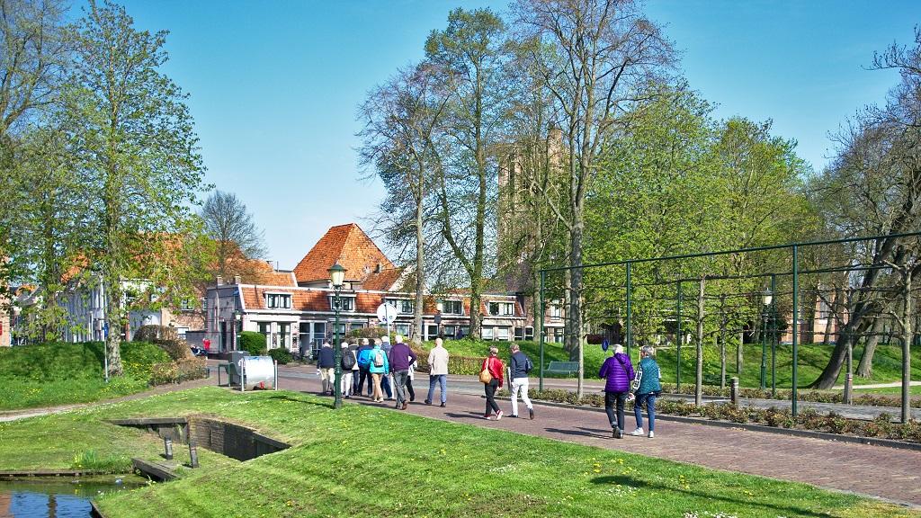 Uitstapje naar Elburg op 18 april 2019